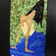 Mosaico em Smalti