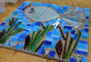Mosaico 27 - Vidro