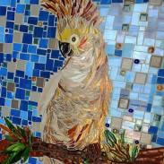 Mosaico em Vitral.