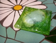 Tessela de Vidro Verde