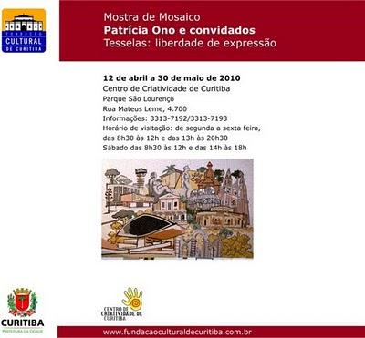 convite exposição CCC